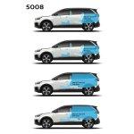 Фотографии Peugeot 5008 2017