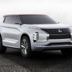 Фотографии Mitsubishi GT-PHEV Concept 2016