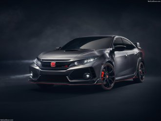 Фотографии Honda Civic Type R Concept 2016