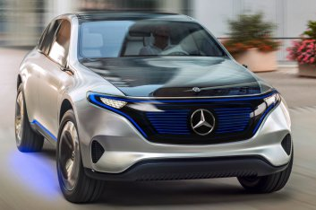 Mercedes-Benz Generation EQ Concept