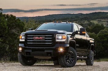 GMC Sierra 2500HD All Terrain X
