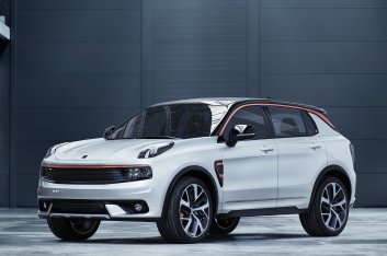 Lynk Co 01 Concept