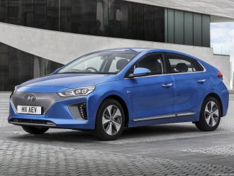 Фотографии Hyundai Ioniq [UK] 2017