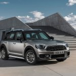 Фотографии Mini Countryman Plug-in Hybrid 2017