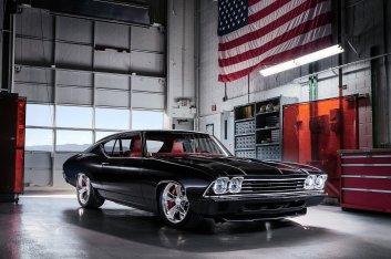 Chevrolet Chevelle Slammer Concept