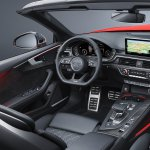 Фотографии Audi S5 Cabriolet 2017