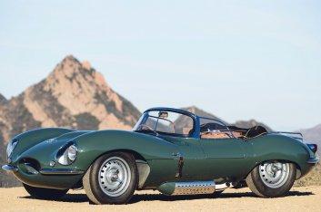 Jaguar XKSS 57