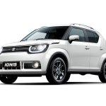 Фотографии Suzuki Ignis 2017