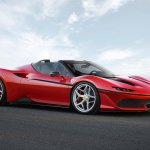 Фотографии Ferrari J50 2017