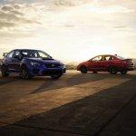 Фотографии Subaru WRX 2018