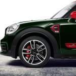Фотографии Mini John Cooper Works Countryman 2018