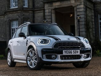 Фотографии Mini Countryman Cooper S ALL4 2017