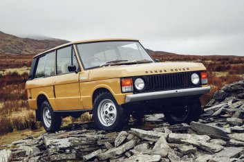 Land Rover Range Rover 3-door