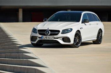 Mercedes-Benz E63 S AMG Estate