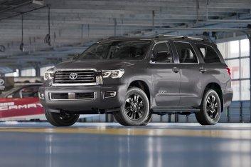 Toyota Sequoia TRD Sport