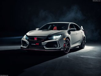 Фотографии Honda Civic Type R 2018