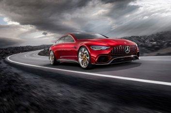 Mercedes-Benz AMG GT Concept