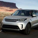 Фотографии Land Rover Discovery Sd4 2017