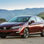 Фотографии Honda Clarity Fuel Cell 2017
