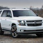 Фотографии Chevrolet Tahoe RST 2018