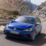 Фотографии Volkswagen Golf R Variant 2017