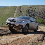 Фотографии Subaru Outback 2018