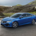 Фотографии Honda Civic Si Sedan 2017