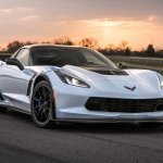 Фотографии Chevrolet Corvette Carbon 65 Edition 2018